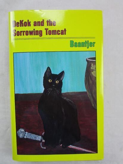"1993 ""DeKok and the Sorrowing Tomcat"" by Baantjer HARDCOVER"