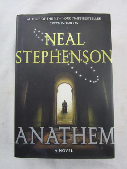 "2008 ""Anathem"" by Neal Stephenson HARDCOVER"