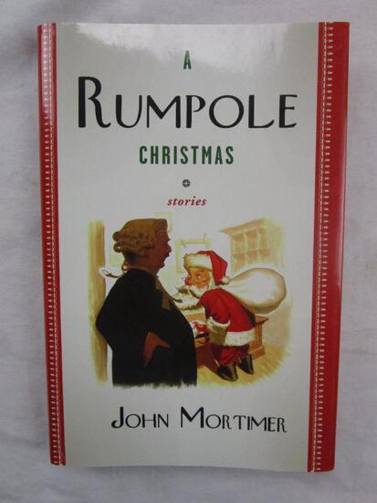 "2009 ""A Rumpole Christmas"" by John Mortimer HARDCOVER"