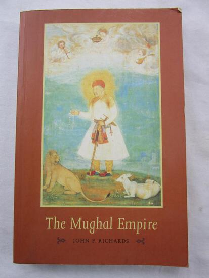 """1993 """"The Mughal Empire"""" by John F. Richards PAPERBACK"""