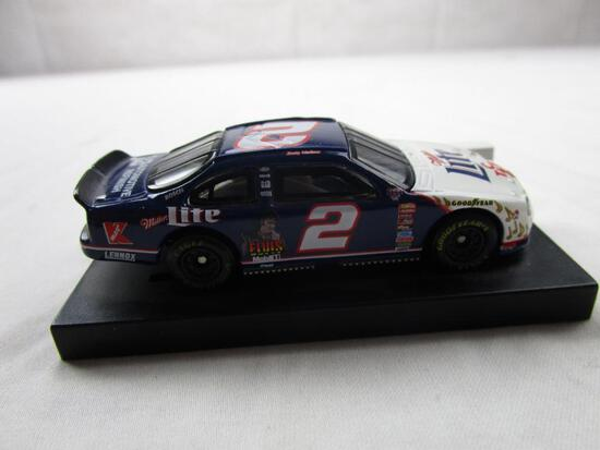 Rusty Wallace #2 Elvis Presley TCB Miller Lite Action Racing 1:64 Diecast 1998 Ford Taurus