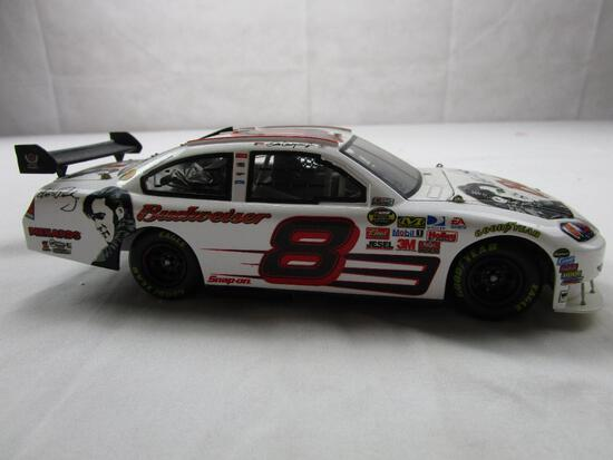 Dale Earnhardt Jr. NASCAR #8 Bud Elvis 30th 1:24 Diecast 2007 Impala SS COT Action Racing