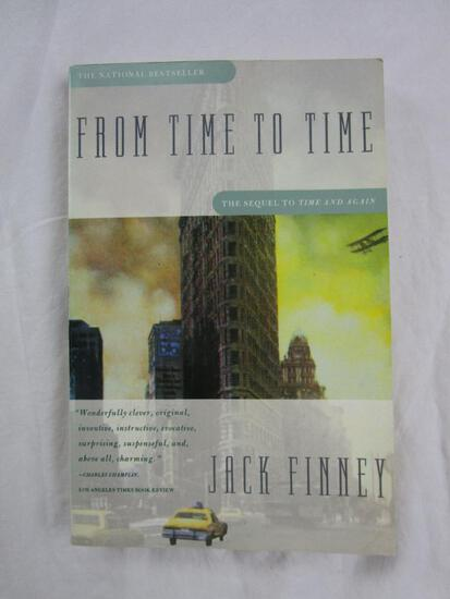 """1995 """"From Time to Time"""" by Jack Finney PAPERBACK"""