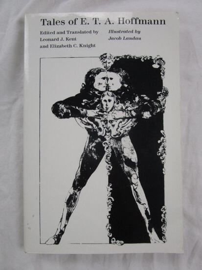 "1969 ""Tales of E.T.A. Hoffman"" Edited by Leonard J. Kent & Elizabeth C. Knight PAPERBACK"