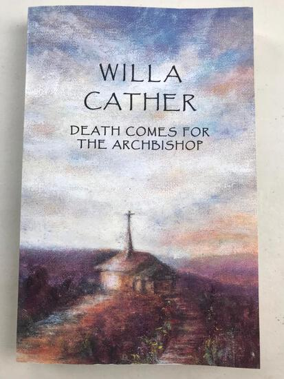 """1927 """"Death Comes for the Archbishop"""" by Willa Cather PAPERBACK"""