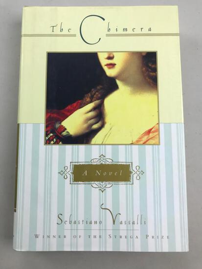 "1990 ""The Chimera: A Novel"" by Sebastiano Vassalli HARDCOVER"