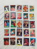 PETE ROSE Reds Lot of 25 Baseball Cards