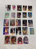 KARL MALONE Utah Jazz Lot of 24 Basketball Cards HOF