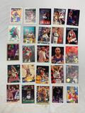 CHARLES BARKLEY Lot of 25 Basketball Cards HOF