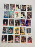 PATRICK EWING Lot of 25 Basketball Cards HOF