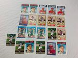TOM SEAVER Lot of 21 Baseball Cards HOF