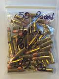 Lot of 50 Rounds of Hollow Point .22 Cal Ammo Ammunition