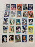 GREG MADDUX Hall Of Fame Lot of 25 Baseball Cards