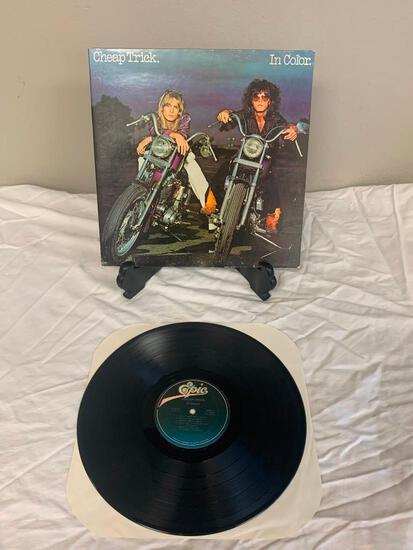 CHEAP TRICK In Color 1977 Album Vinyl Record