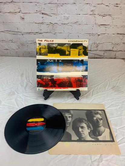 THE POLICE Synchronicity 1983 Album Vinyl Record