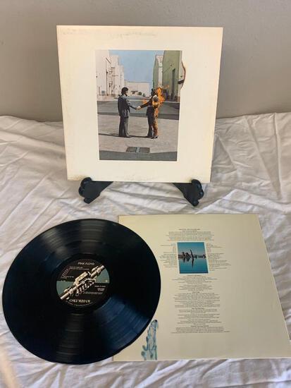 PINK FLOYD Wish You Were Here 1975 Album Vinyl Record