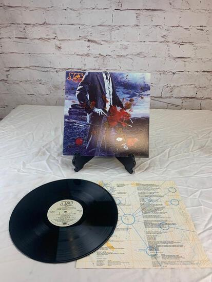 YES Tormato 1978 Album Vinyl Record