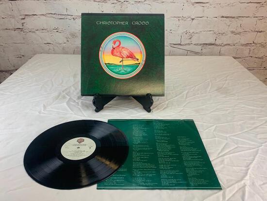 CHRISTOPHER CROSS Self Titled 1979 Album Vinyl Record