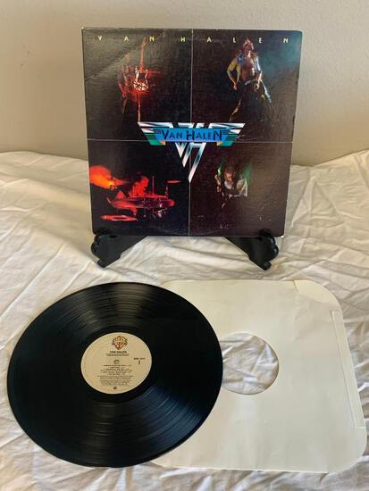VAN HALEN Self Titled 1978 Album Vinyl Record