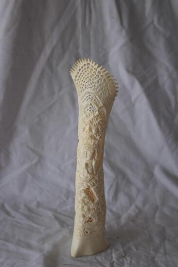 Asian Bone Carving 360 Degree Carving