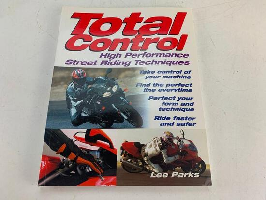 Total Control High Performance Street Riding Techniques Book