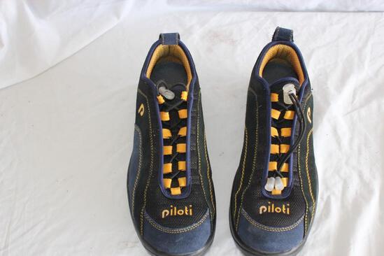 Piloti Size 11.5 Racing Driving/ Skater Shoes Like New