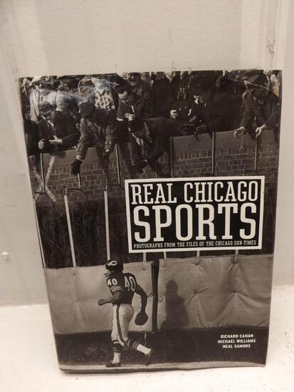 REAL CHICAGO SPORTS BOOK