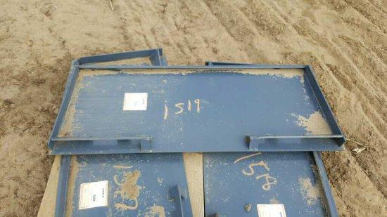 Mounting Plate *Unused*