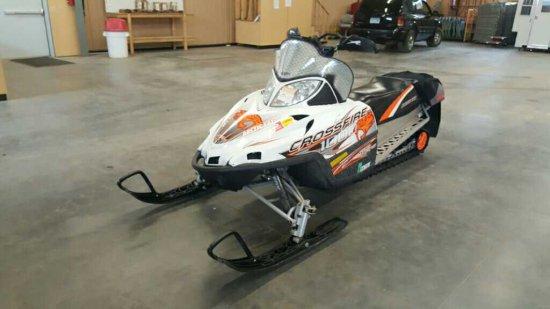 '09 Arctic Cat Crossfire 1000 Snowmobile