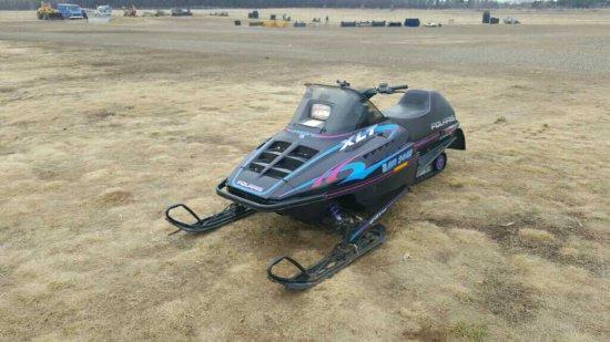 '97 Polaris XLT 600 Snowmobile