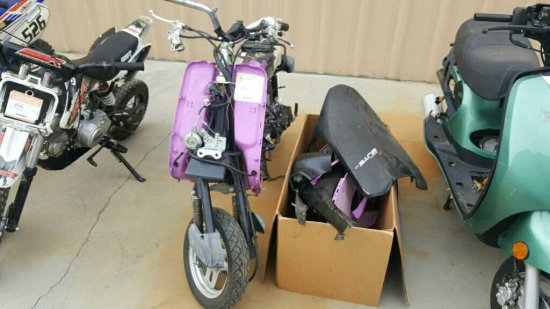 Honda Scooter Parts Bike