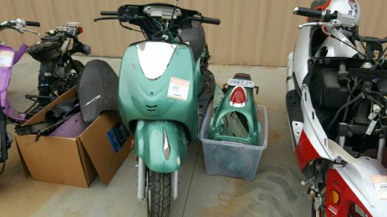 '07 Taizhou City Project Scooter *SNT*