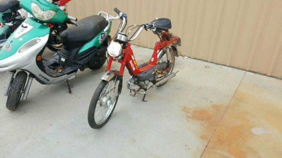 '80 Vintage Sachs Scooter Project Bike *SNT*