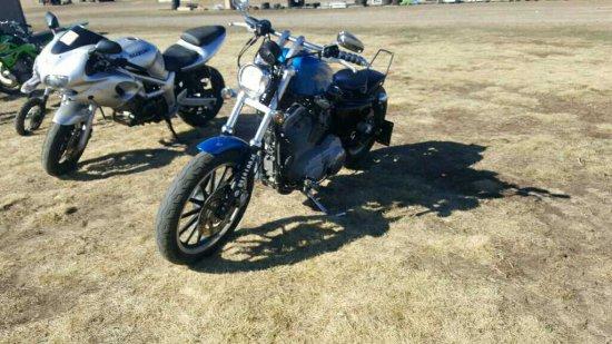 '04 Harley Davidson Sportster