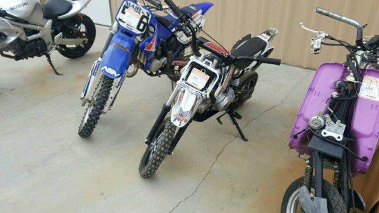 Magla SSR Youth Dirt Bike