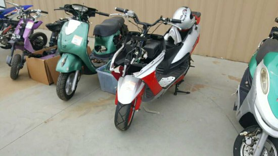 '08 Taizhou City Kaitong Scooter *SNT*