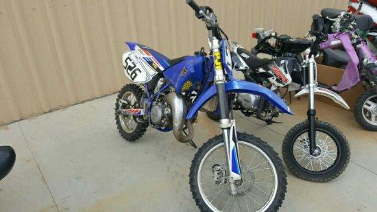 Yamaha Dirt Bike YZ85