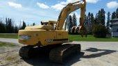 Heavy Equipment Auction Ring 1
