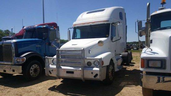 '02 Freightliner TA Tractor Truck