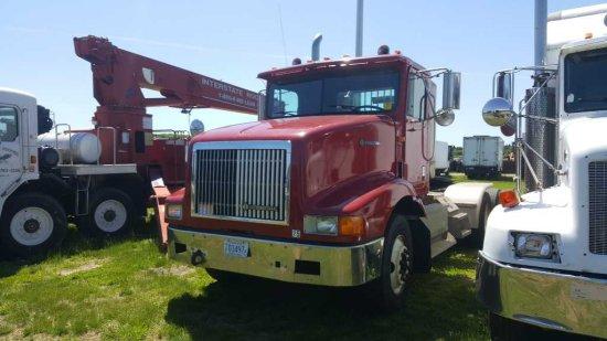 '95 International 9200 TA Daycab Tractor Truck