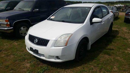'09 Nissan Sentra