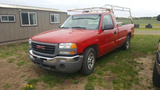 '06 GMC 1500 Pickup Truck