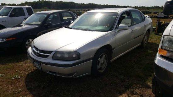 '02 Chevrolet Impala *Flood Damage*