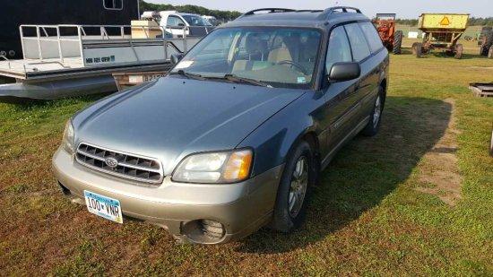 '01 Subaru Outback