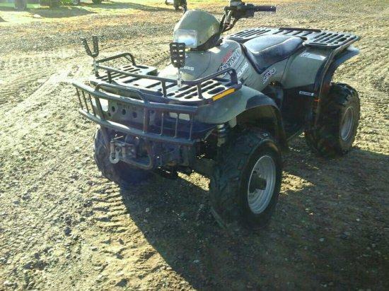 '02 Polaris Sportsman 400cc ATV