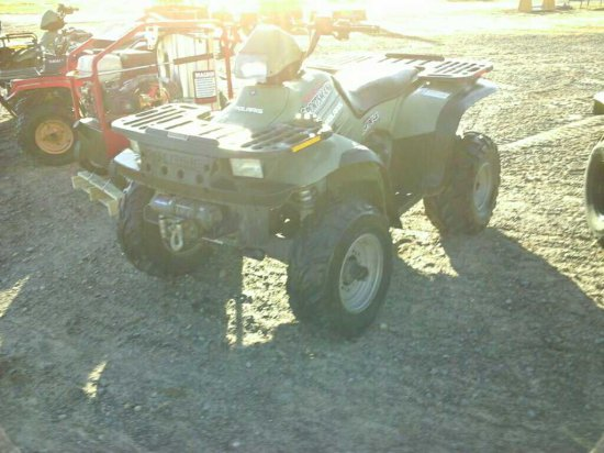 '02 Polaris Sportsman 500cc ATV