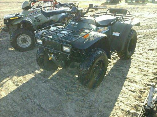 '01 Arctic Cat 400 ATV