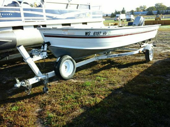 Northwood 1667 16' Fishing Boat