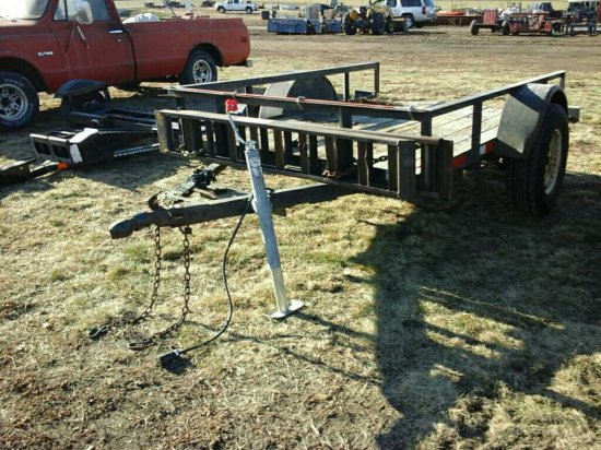 '98 Rugged Road Utility Trailer
