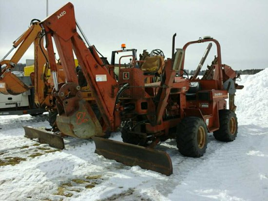 Ditch Witch 4016 Trencher